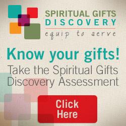Spiritual Gifts Discovery logo
