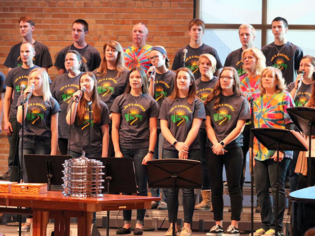 Sun Prairie UMC Youth & Young Adult Ministries Introduction