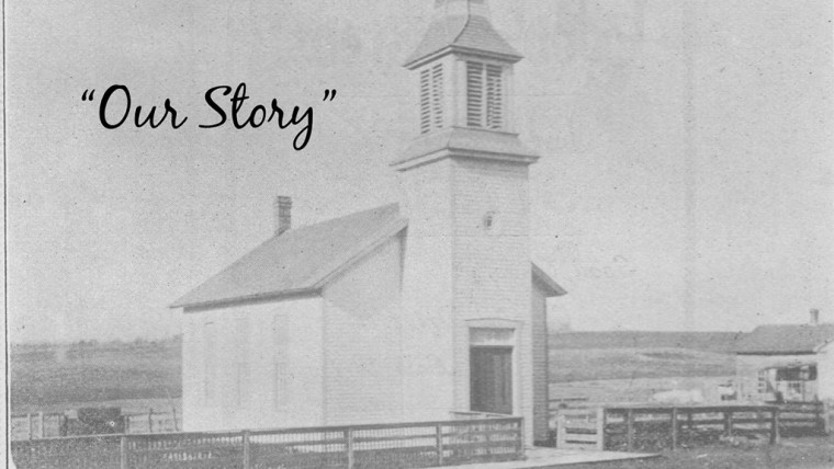 "Sun Prairie UMC Online Worship Introduction image ""Our Story"""