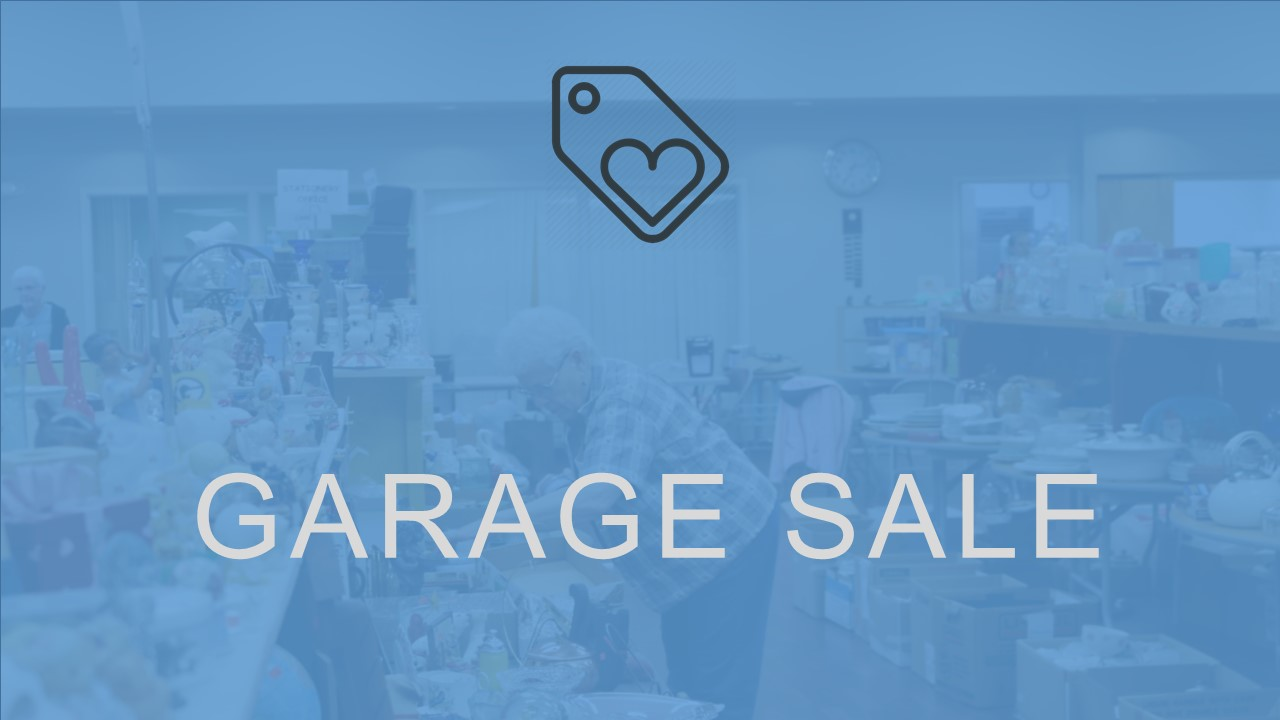 Image representing the Sun Prairie United Methodist Church Annual Garage Sale Ministry